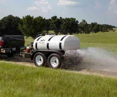 500 Gallon D.O.T. Water Trailer