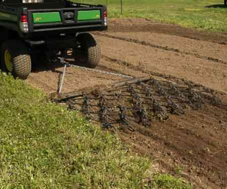 ATV Chain Harrow