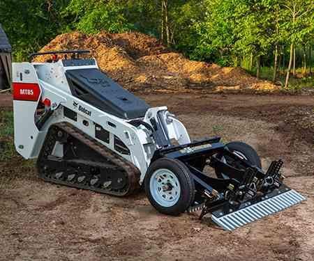 Mini Skid Steer Soil Conditioners