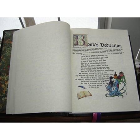 Original Wiccan Book of Shadows Content