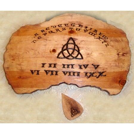 Oija Spirit Boards - Charmed Spirit Board