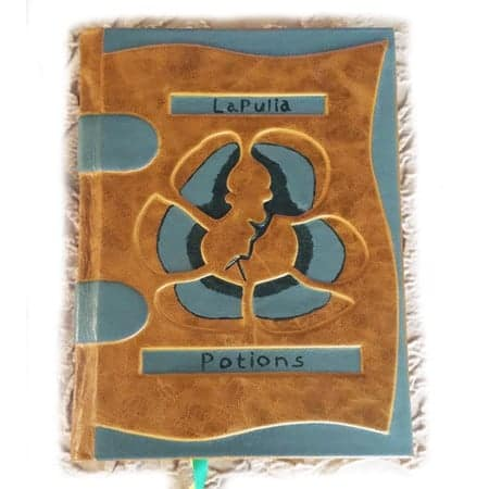 Potions Formulary Grimoire - Magic Potions