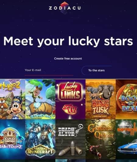 Zodiacu.com Casino Online Review