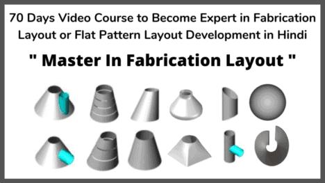 Flat Pattern Fabrication Layout fabrication course