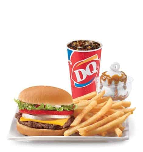 DQ's $6 Meal Deal