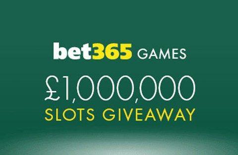 bet365 million slots giveaway