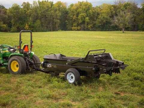 Tractor 85 PTO Manure Spreader
