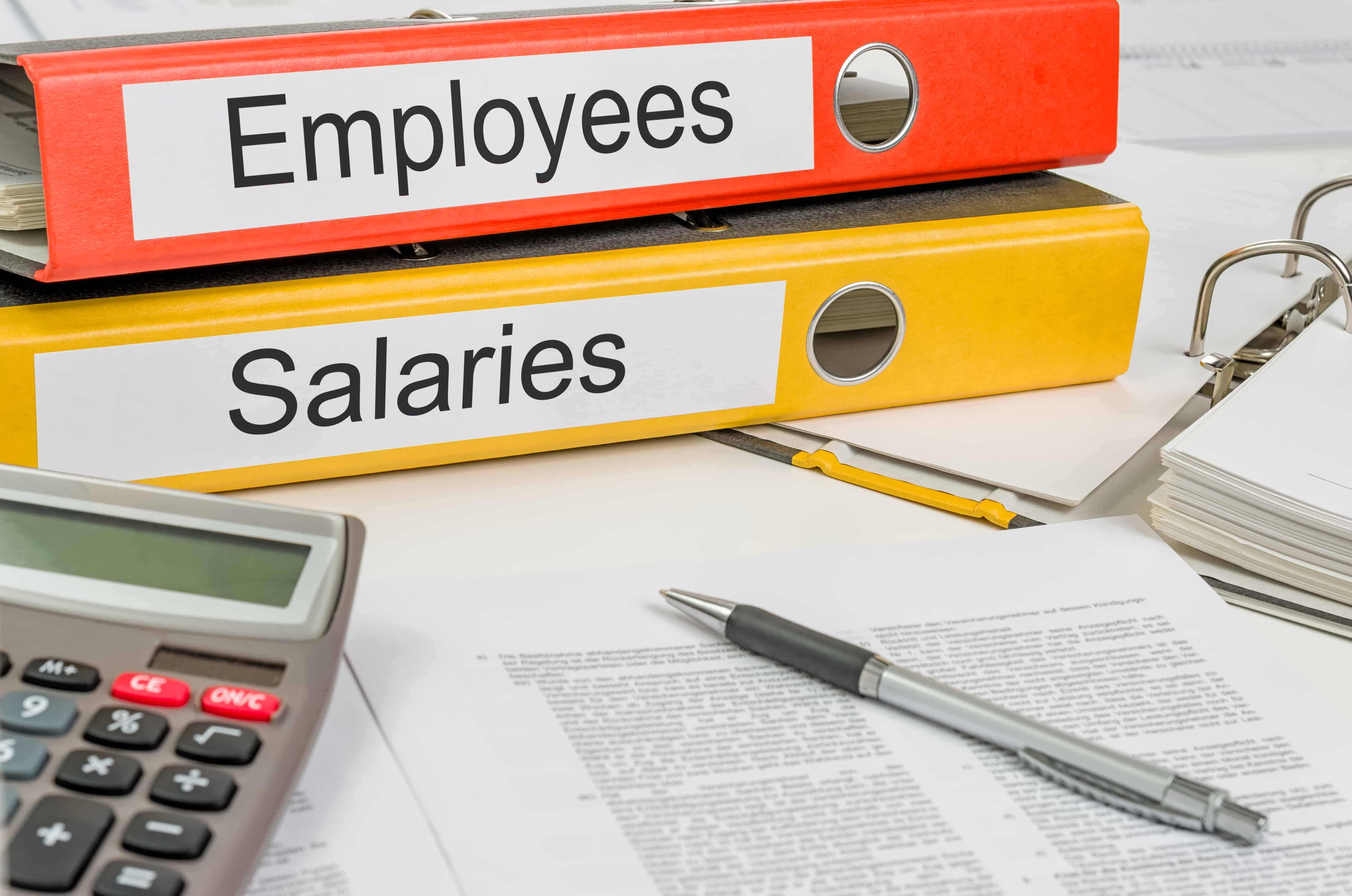employee payroll file
