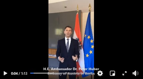Austrian Ambassador Dr. Peter Huber