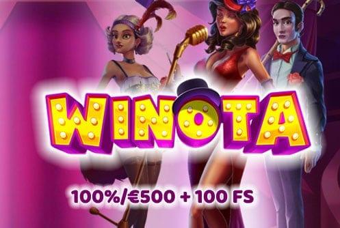 Claim 100 free spins bonus code!