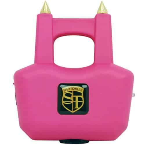 Spike Stun Gun Pink Front View