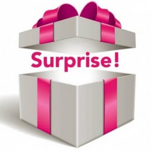 surprise box haarbanden