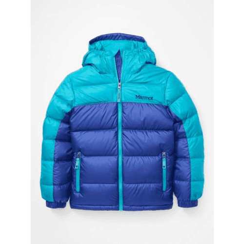 Winter coats don't get much warm than this down puffer coat from marmot/