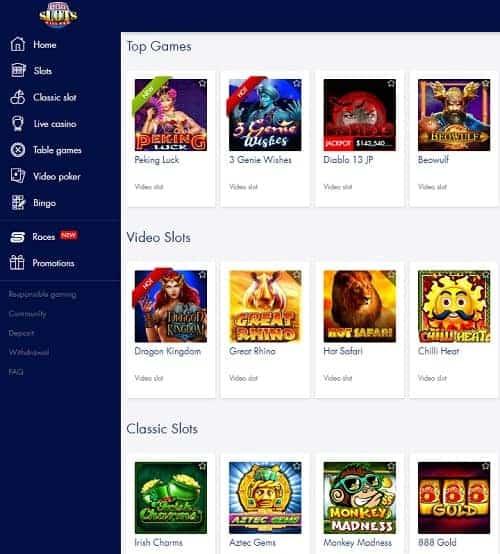 Slots Village Casino Review $25 no deposit bonus and 675 free spins