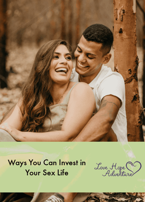 invest in your sex life