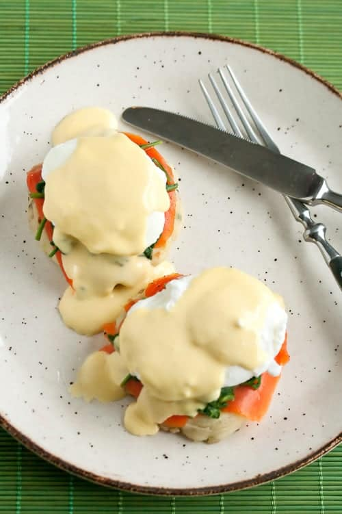 Eggs St Patrick