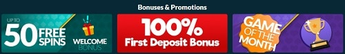 Mr Spin Casino free spins no deposit required