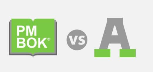 pmbok guide vs agile project management