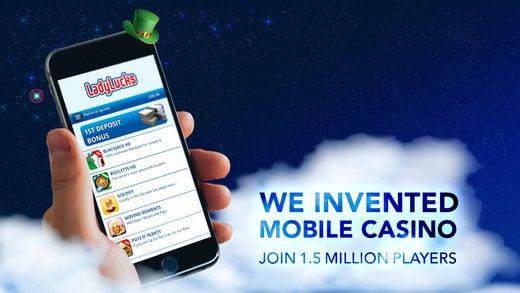 What's the best mobile casino in UK? The winner is: LadyLucks Casino!