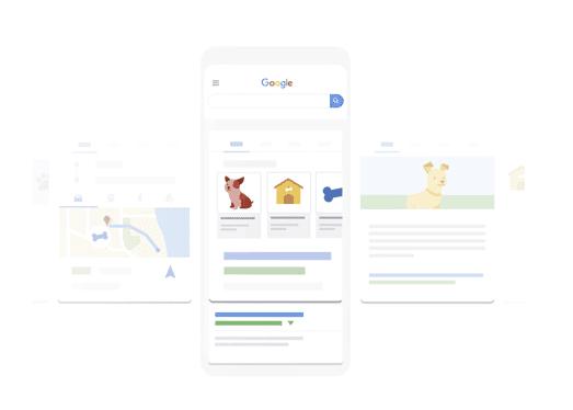 How Google Displays Results in Helpful Ways
