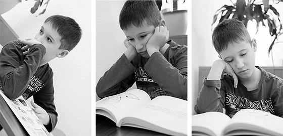 Tanulási nehézség: nem figyel oda (figyelemzavar), unalom, kimerült
