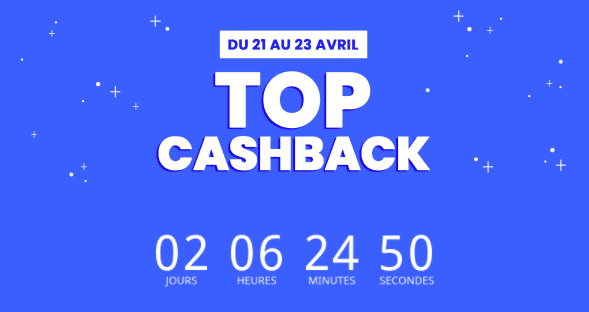 Top-CashBack iGraal - 042021