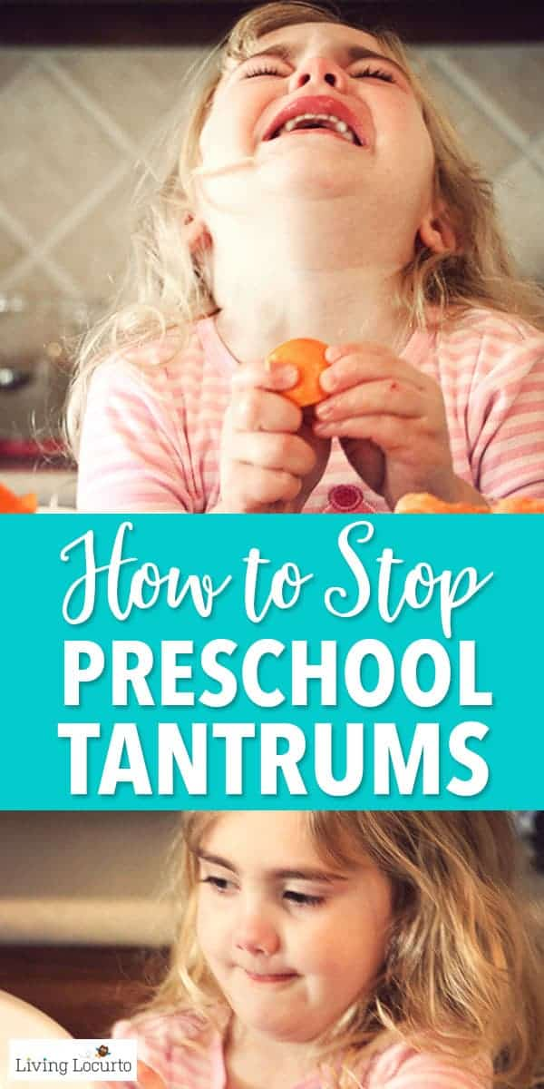 A story of a dramatic preschool child and mom's new tool to tame the tantrums. How do you stop the preschool tantrums? This funny parenting story might make you feel better and give you hope as a parent who is struggling. #parenting #preschool #kids #tips