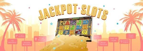 Play jackpot games and win Mega Moolah!