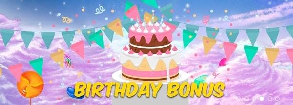 Hotline Casino b-day bonus