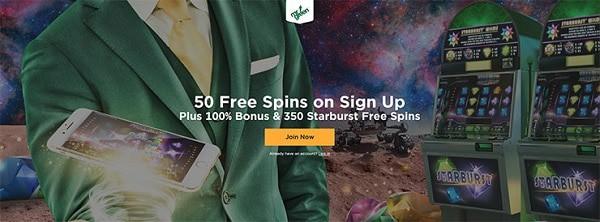 50 Free Spins No Deposit Bopnus