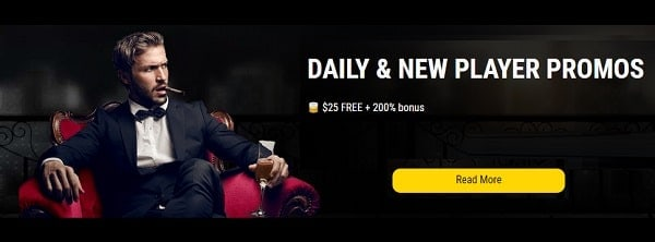 Daily Casino Offers at Big Dollar