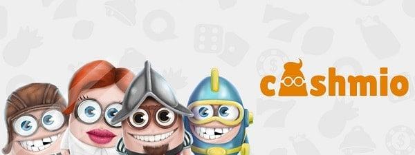 Cashmio Slots and Live Dealer
