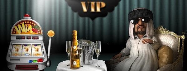 Spin Million VIP bonuses