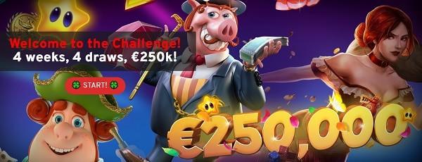 250,000 EUR lottery