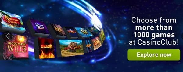 1000 Games & Live Dealer