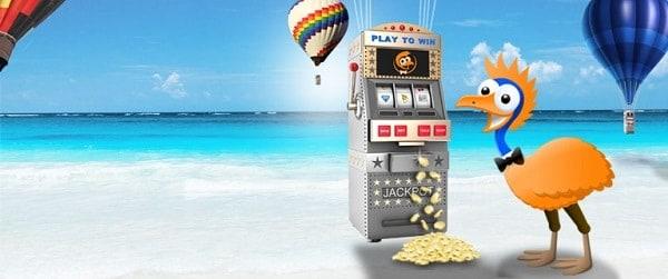 EmuCasino 12 free spins no deposit bonus