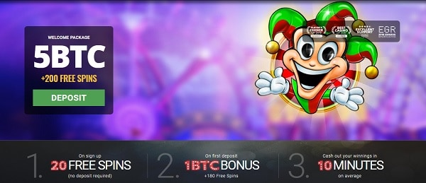 Collect Free Spins Without Deposit