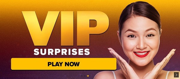 VIP promotions and rewards
