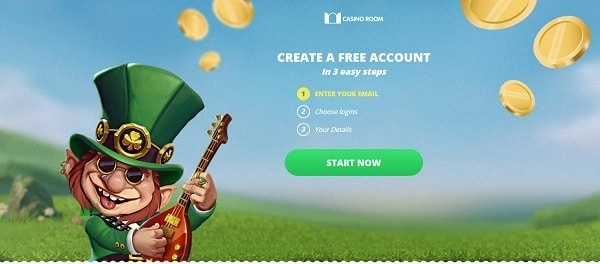 Register your account for free!