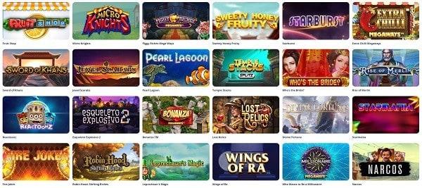 Casino Room website review - games, slots, jackpots, live casino