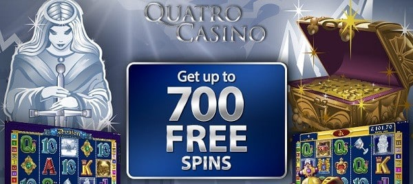 Play 700 free rounds on Microgaming video slots