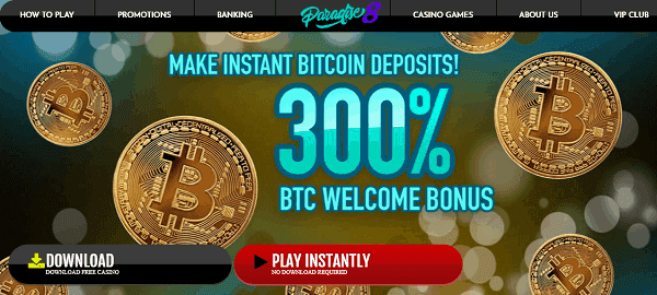 BTC welcome bonus
