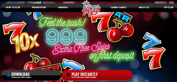USA casino games