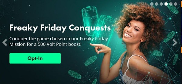 Volt Friday Bonus