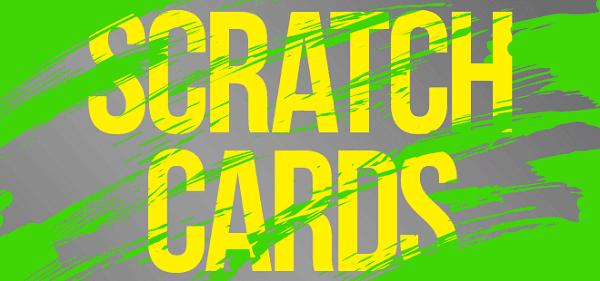 Scratch Cards Online Bonuses
