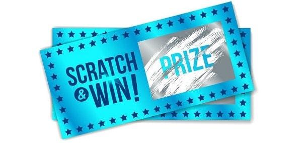 Scratch Cards Online Free Bonus