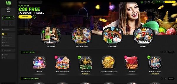 888.com Casino Review