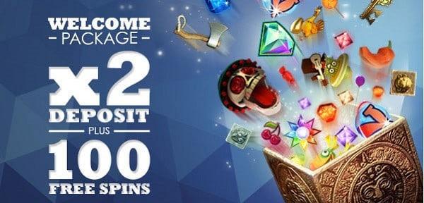 SlotsMillion Casino 100% - 200% bonus and 100 - 200 free spins