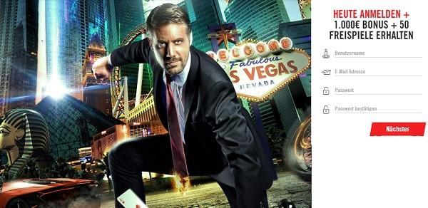 Vegas Hero Casino Freispiel
