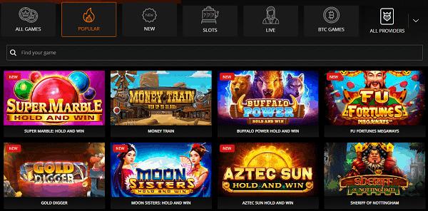 TeleVegas Online Games